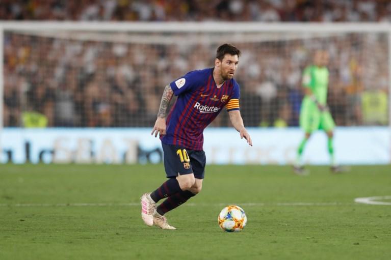 """Noorse derdeklasser trekt Lionel Messi aan: """"Nu moeten we op zoek naar een Cristiano Ronaldo"""""""