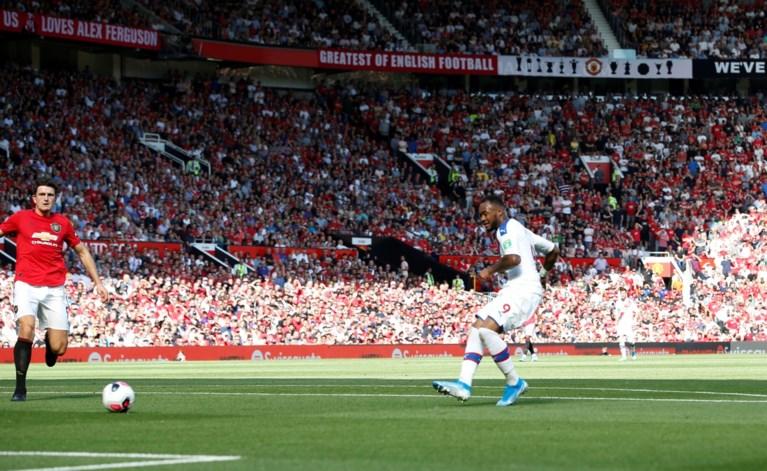 Benteke en Crystal Palace stunten tegen Manchester United: penaltymisser en blunder De Gea bij thuisploeg