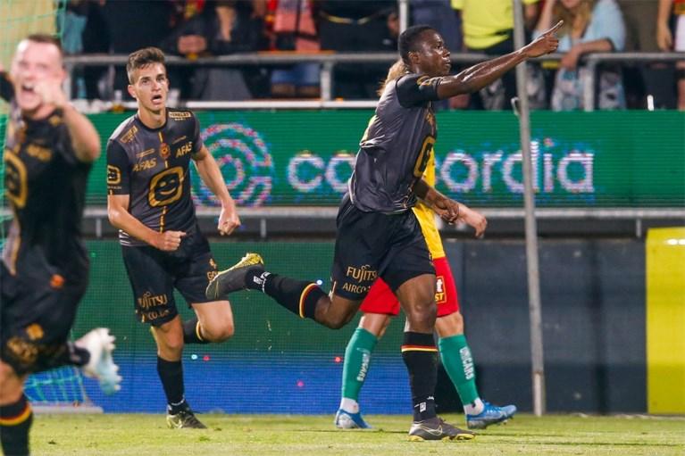 KV Oostende verrast KV Mechelen, dat verzuimt alleen leider te worden