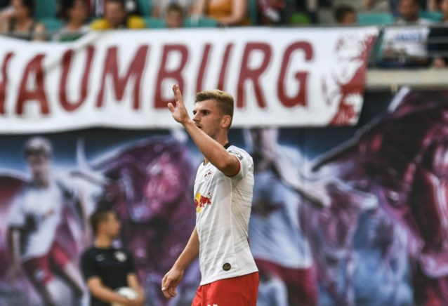 Nieuw contract stuwt Timo Werner en RB Leipzig naar zes op zes