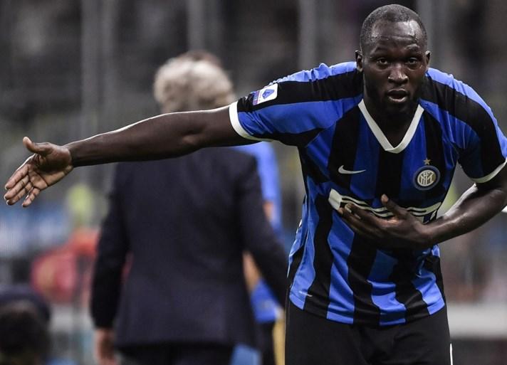 Romelu Lukaku scoort meteen bij zijn debuut voor Inter, dat indruk maakt