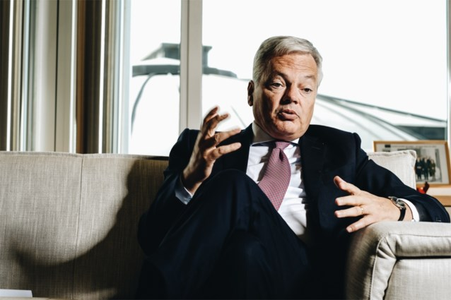 Vlaams Belang trekt naar Raad van State tegen nominatie Didier Reynders als Europees Commissaris