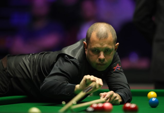 Barry Hawkins verslaat Kyren Wilson in finale Paul Hunter Classic snooker