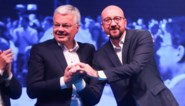 Het einde van een tijdperk: Reynders gaat naar Europa