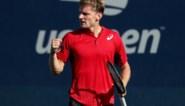 David Goffin geeft één set weg op US Open, ook Alison Van Uytvanck stoot door maar Steve Darcis is uitgeschakeld