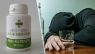 """Eindelijk antikaterpil te koop en jawel, hij werkt echt volgens expert: """"Maar geen excuus om dan maar veel te drinken"""""""
