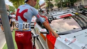 Steff Cras 'krijgt' in Vuelta rugnummer van vriend Bjorg Lambrecht