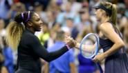 Hoezo, vete? Serena Williams veegt de baan aan met Sharapova op US Open