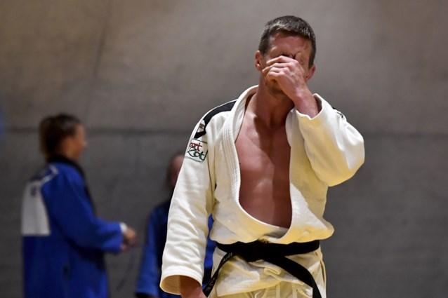 """Dirk Van Tichelt mist wedstrijdritme en strandt in eerste ronde WK judo: """"Ik blijf eerlijk: goed was het niet"""""""