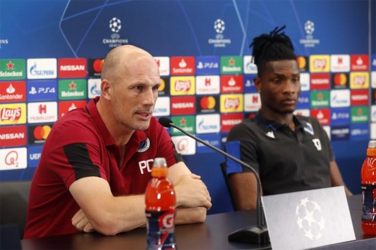 """Club Brugge-trainer Philippe Clement: """"Wanyama is niet onze enige piste"""""""