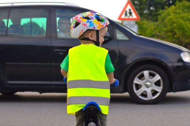 Bijna helft van ongevallen met kinderen en jongeren gebeurt op weg van en naar school