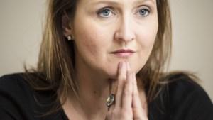 """Gwendolyn Rutten dient Vincent Van Quickenborne van antwoord: """"Dit is de enige Q waar ik naar luister"""""""