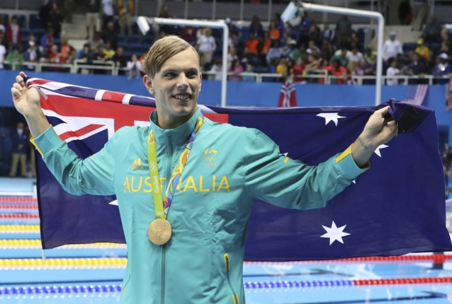 Olympisch zwemkampioen Kyle Chalmers ondergaat derde hartoperatie