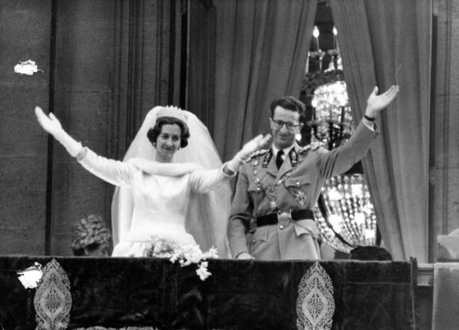 Koning Boudewijn hertrouwde in het geheim met Fabiola tijdens zijn grootste beproeving