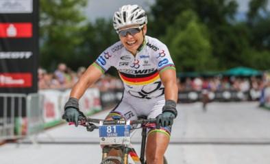 Mountainbikelegende Sabine Spitz (47) stopt ermee