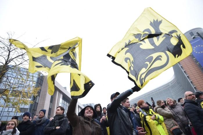 Extreemrechts wil mars op Brussel om aan te klagen dat Vlaams Belang niet meer met onderhandelingen mag meedoen