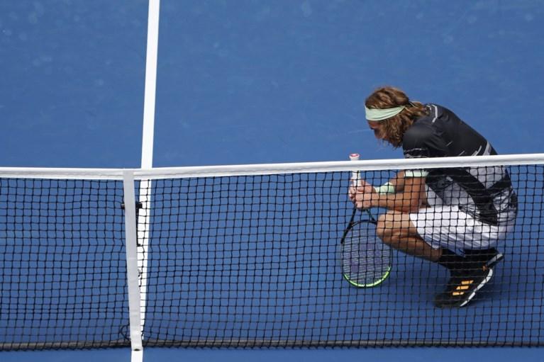 US OPEN. Titelverdedigster Naomi Osaka begint niet overtuigend, Griekse sensatie meteen uitgeschakeld