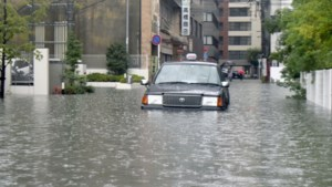 716.000 mensen geëvacueerd door noodweer in Japan: al zeker één dode
