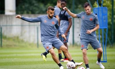 Anderlecht stalt Abazaj in Albanië