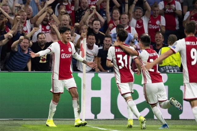 Ajax grijpt ticket voor poulefase Champions League, ook Slavia Praag stoot door