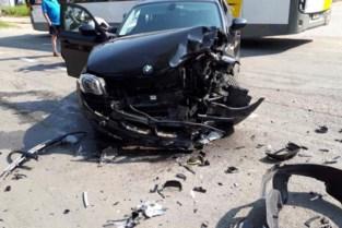Drie gewonden bij ongeval in Elfde-Liniestraat