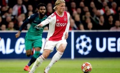 Ajax casht alweer: Amsterdammers verkopen wispelturige spits Dolberg voor 20,5 miljoen euro