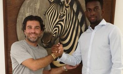 Charleroi huurt aanvaller van AC Milan