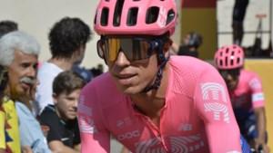 Rigoberto Uran verlaat Vuelta met diverse breuken, ook ploeggenoot Hugh Carty breekt bot