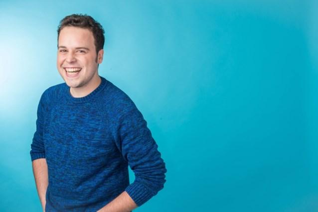 Ketnet-wrapper Sander Gillis wordt reporter voor Danira