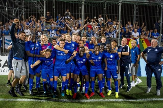 Dit zijn de mogelijke tegenstanders voor Standard en AA Gent in de Europa League