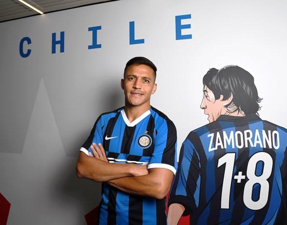 Alexis Sanchez volgt Romelu Lukaku en wordt door Manchester United uitgeleend aan Inter
