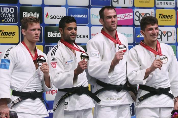 Zilver, maar toch niet tevreden: Matthias Casse, vicewereldkampioen judo op zijn 22ste, wil méér op de Spelen