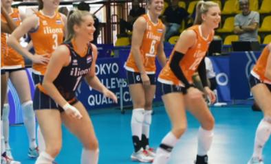 Het geheim van de Nederlandse volleybaldames onthuld: