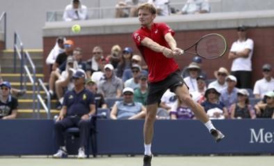 David Goffin tennist zich naar confrontatie met Roger Federer op de US Open