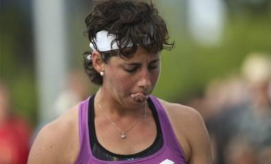 Nummer 33 van de wereld krijgt stevige boete omdat ze onvoldoende haar best deed op de US Open