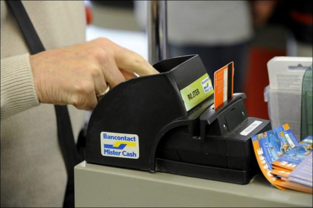 Maandag kan u drie uur lang geen geld afhalen of elektronisch betalen