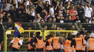 Royal Antwerp FC-supporters laten zich niet van beste kant zien tegen AZ