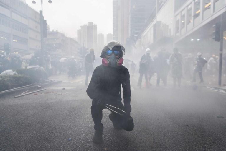 """EU vraagt actie: """"Situatie in Hongkong is voorbije uren extreem zorgwekkend geworden"""""""