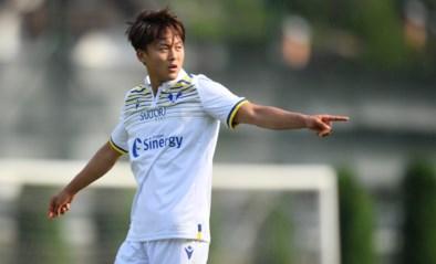 STVV neemt Zuid-Koreaanse international Seung-woo Lee over van het Italiaanse Verona