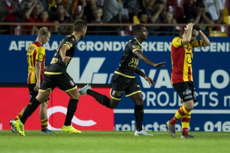 KV Mechelen laat koppositie in extremis uit handen glippen tegen Moeskroen