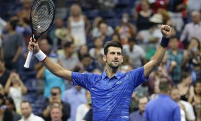 US OPEN. Titelhouder Novak Djokovic bereikt achtste finales; Elise Mertens naar tweede ronde dubbelspel