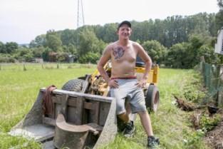 Weddenschap verloren, dus liet bouwvakker Remco Evenepoel op zijn borst tatoeëren