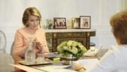 """Duitsland maakt kennis met koningin Mathilde: """"Het is mijn man"""", en ze neemt telefoontje van Filip niet op"""