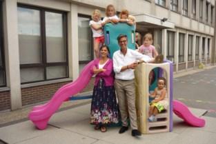 De Talentenboog in Nukerke verwelkomt 140 kinderen