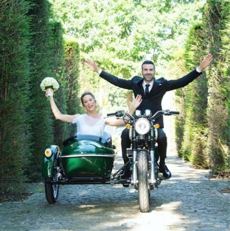 Zjef uit 'Familie' is getrouwd