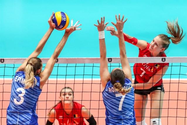 Yellow Tigers verlaten EK na knalprestatie tegen wereldtopper Rusland