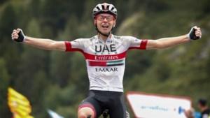 20-jarig toptalent Tadej Pogacar profiteert in Vuelta van bizarre zet van Movistar, Quintana wel nieuwe leider