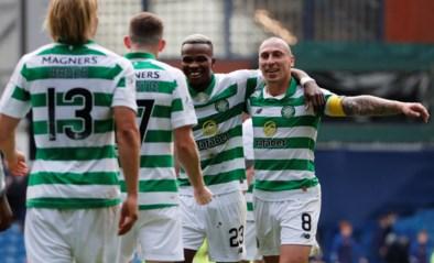 Boli Bolingoli-Mbombo wint met Celtic eerste Old Firm van het seizoen