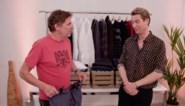 """Jani neemt kleerkast Erik Van Looy onder handen: """"Die staat redelijk stijf"""""""