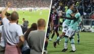 Romelu Lukaku meteen slachtoffer van racistische geluiden in de Serie A